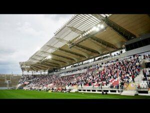 Doping na meczu ŁKS – Resovia