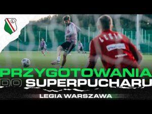 Read more about the article SUPERPUCHAR! Legia czeka na piątek