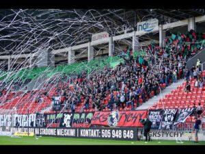 7. kolejka Fortuna1Liga: Kulisy meczu GKS Tychy – Korona Kielce 0:1