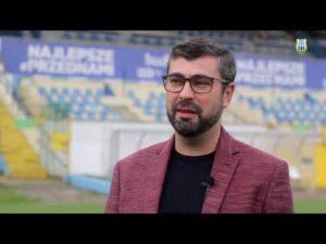Marcin Burza: Kupno akcji pokazuje przeciwnikom futbolu, że Olsztynie powinna być piłka na poziomie