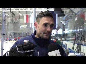 Adam Bagiński: Odkrywam hokej na nowo