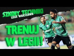 Read more about the article Trenuj w Legii! Szkoła Techniki Legii Warszawa
