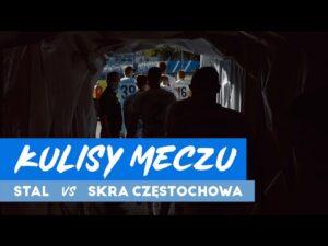 Kulisy meczu Stal Rzeszów – Skra Częstochowa (04.10.2020)