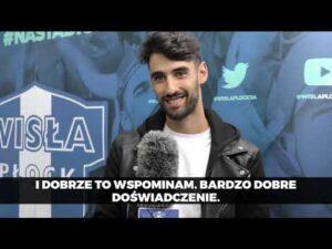 Read more about the article Julio Rodríguez nowym piłkarzem Wisły Płock