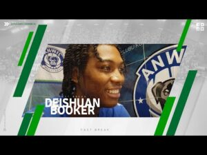 FastBreak #1 | Deishuan Booker