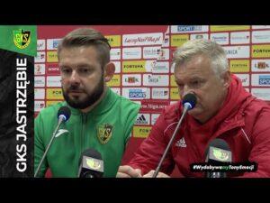 [GKS TV] Konferencja po meczu w Legnicy