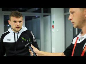 Widzew Łódź – Sandecja 2-1 (1-1), Paweł Mandrysz