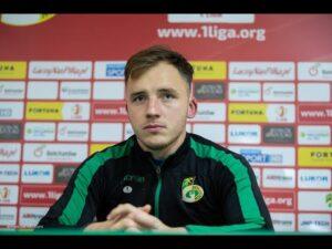 Konferencja prasowa po meczu GKS Bełchatów – Zagłębie Sosnowiec 1:0
