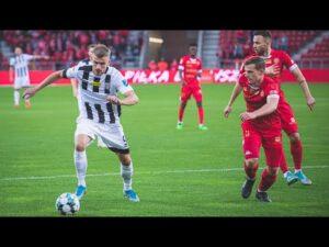 2020-10-09 Widzew Łódź – Sandecja 2-1 (1-1), skrót meczu
