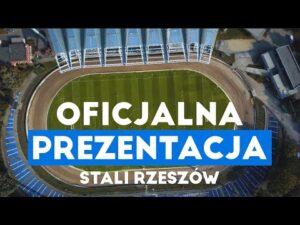 Oficjalna prezentacja Stali Rzeszów!