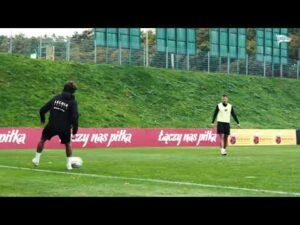 Kenny Saief wraca do formy! | #LechiaTrenuje