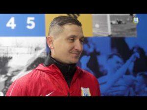 Read more about the article Trenerzy akademii sportu na stażu u Adama Majewskiego (12.10.2020 r.)