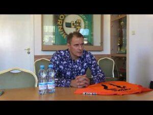 Pierwszy trener Szysza i wywróżona kariera. Rozmowa z byłym kapitanem Górnika Piotrem Jaroszyńskim