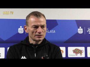 Wypowiedź przed meczem – Bogdan Zając