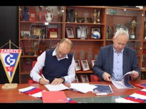 Read more about the article Schuller Eh'klar oficjalnie z Górnikiem. Umowa podpisana!