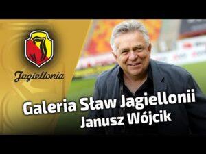 Galeria Sław Jagiellonii – Janusz Wójcik