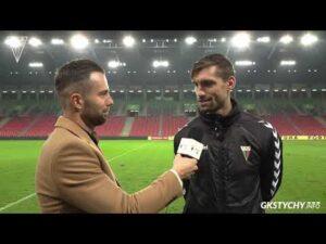 Read more about the article 9. kolejka Fortuna1Liga: Opinia Szymona Lewickiego po meczu GKS Tychy – Chrobry Głogów 4:0