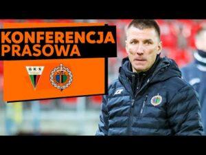 Read more about the article Konferencja prasowa po meczu GKS Tychy – Chrobry Głogów