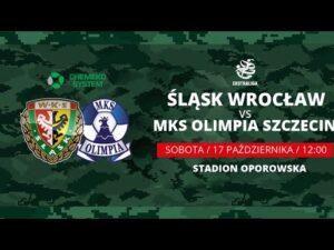 7. kolejka Ekstraligi:  Śląsk Wrocław – MKS Olimpia Szczecin