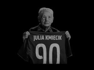 Mija rok od pożegnania Pani Julii Kmiecik [1928-2019]