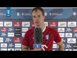 Wisła Płock 1-0 Śląsk Wrocław | K. Kamiński po meczu