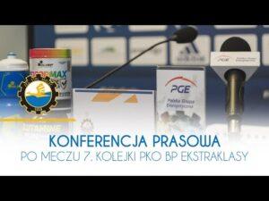 TV Stal: Konferencja prasowa po meczu 7. kolejki PKO BP Ekstraklasy