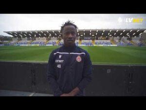 Yeboah: Zagraliśmy dobrze jako drużyna