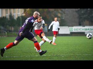 Victoria Łódź – ŁKS III Łódź 1:11 | BRAMKI