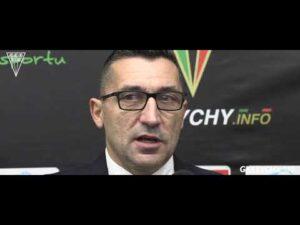 Read more about the article Superpuchar Polski: Konferencja prasowa po meczu GKS Tychy – JKH GKS Jastrzębie 2:3