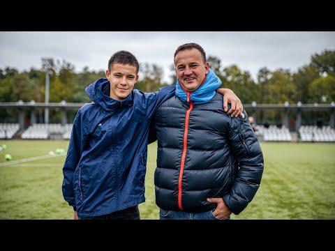 Pokolenia ŁKS | Artur i Wiktor Kościukowie