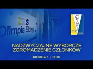 Read more about the article Nadzwyczajne Wyborcze Zgromadzenie Członków
