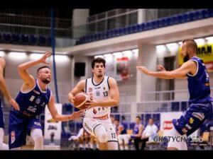 4. kolejka Suzuki1Liga: Opinia Kacpra Mąkowskiego po meczu GKS Tychy – Pogoń Prudnik 91:75