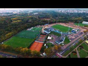 BUDOWA STADIONU | 21 PAŹDZIERNIKA 2020