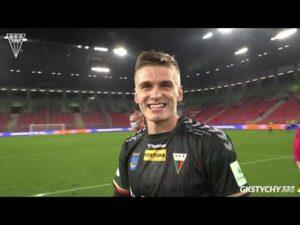 9. kolejka Fortuna1Liga: Kulisy meczu GKS Tychy – Chrobry Głogów 4:0