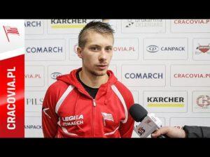 Damian Kapica po meczu z Re-Plast Unią Oświęcim (02.10.2020)