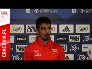 Sergiu Hanca po meczu ze Śląskiem Wrocław (02.10.2020) [NAPISY PL WKRÓTCE DOSTĘPNE]
