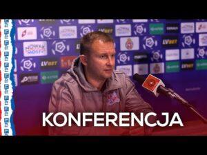 Konferencja prasowa po meczu Wisła Kraków – Podbeskidzie