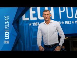 KONFERENCJA prasowa TRENERA Dariusza ŻURAWIA po meczu LECH Poznań – CRACOVIA