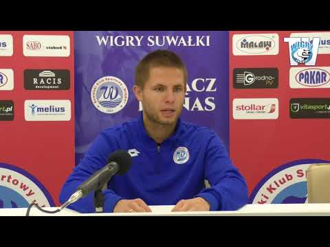 Konferencja   Wigry Suwałki 0:0 (0:0) Chojniczanka Chojnice