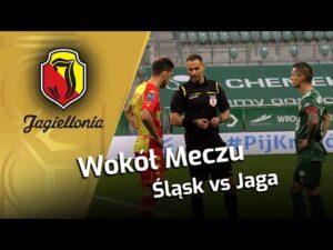 Wokół Meczu – Śląsk vs Jaga (1:0)