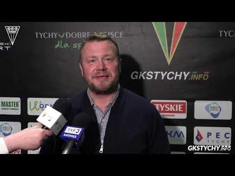 14. kolejka PHL: Konferencja prasowa po meczu GKS Tychy – Tauron Podhale Nowy Targ 4:2