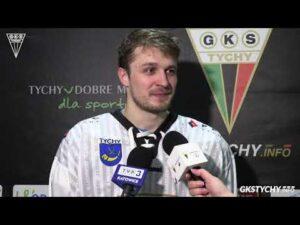 14. kolejka PHL: Opinia Szymona Marca po meczu GKS Tychy – Tauron Podhale Nowy Targ 4:2