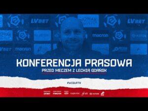 Konferencja prasowa przed meczem z Lechią Gdańsk (26.10.2020)