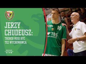 Read more about the article Jerzy Chudeusz: Trener musi być też wychowawcą