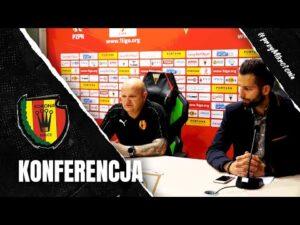 Trenerzy po meczu GKS Tychy – Korona Kielce 0:1 (03.10.2020)