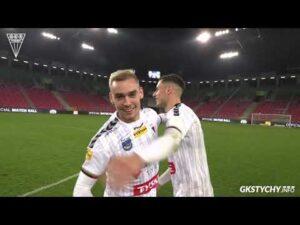 10. kolejka Fortuna1Liga: Kulisy meczu GKS Tychy – GKS 1962 Jastrzębie 3:1