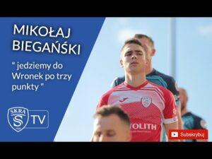 SkraTV Extra: Mikołaj Biegański po meczu z GKS Katowice