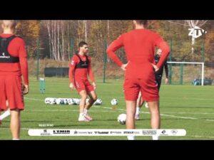 Piłkarze Zagłębia wrócili do normalnych treningów