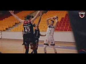 Skrót meczu PGE Spójnia Stargard – Enea Astoria Bydgoszcz