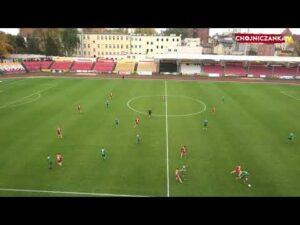 Rezerwy: Chojniczanka II – KP Starogard Gdański 4:0 (bramki + wypowiedź | 28.10.2020)